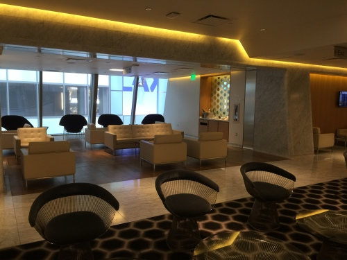 Qantas Lounge @LAX